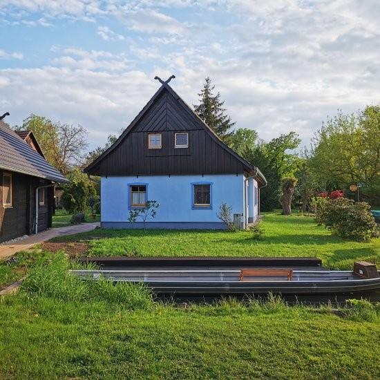 """Ferienhaus """"Haus Anno 1750"""" - In guter Nachbarschaft zu unserer Scheune"""