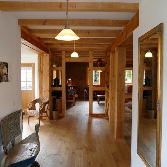 Ferienhaus »Haus anno 1750« - Einladung zum Wohnbereich