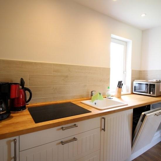 Ferienhaus »Bienenhaus« - Die Küche