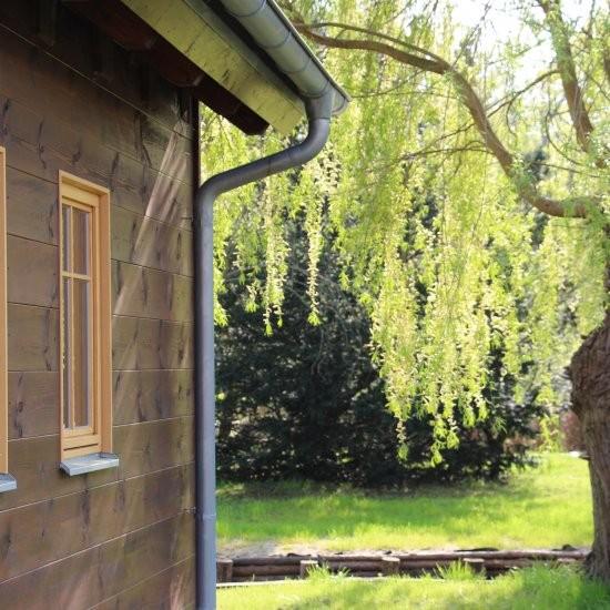 Ferienhaus »Haus anno 1750« - Viel grün rund um's haus