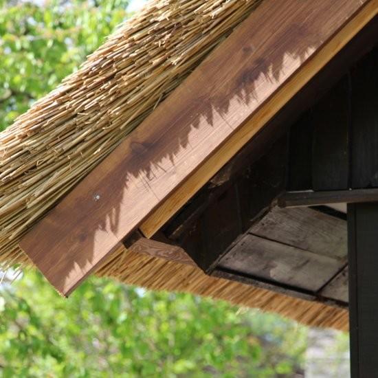Ferienhaus »Bienenhaus« - Reet macht's gemütlich