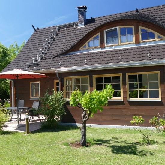 Ferienhaus »Haus anno 1750« - Mit historischem Weinstock